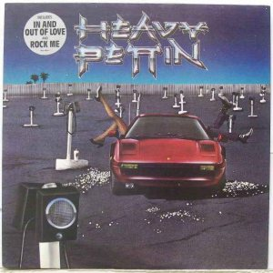 Heavy Pettin' - Heavy Pettin' cover art