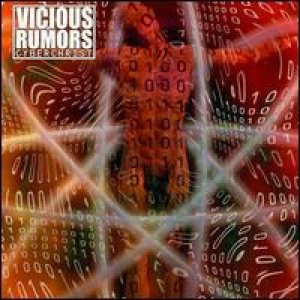 Vicious Rumors - Cyberchrist cover art