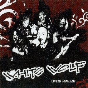 White Wolf - Live in Germany cover art