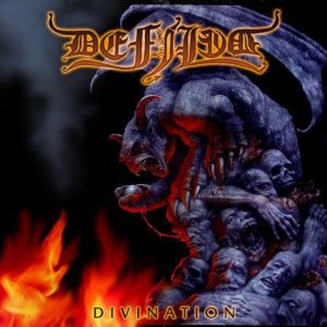 Defiled - Divination cover art
