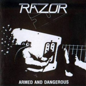 Razor - Armed and Dangerous cover art