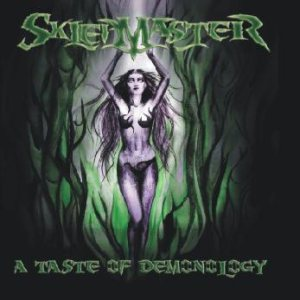 Sklepmaster - A Taste of Demonology cover art