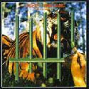 Tygers Of Pan Tang - The Cage cover art
