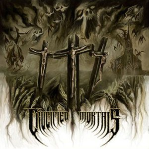 Crucified Mortals - Crucified Mortals cover art