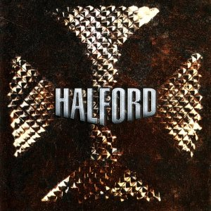 Halford - Crucible cover art
