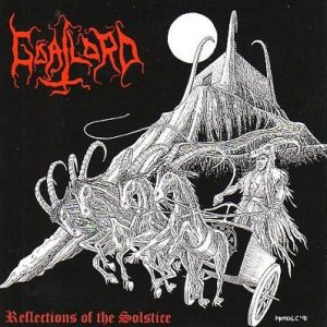 Goatlord - Reflections of the Solstice cover art