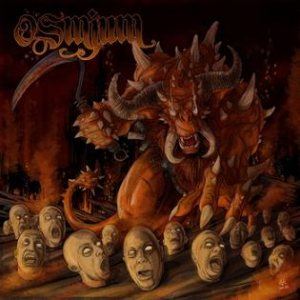 Osmium - The Misery Harvest