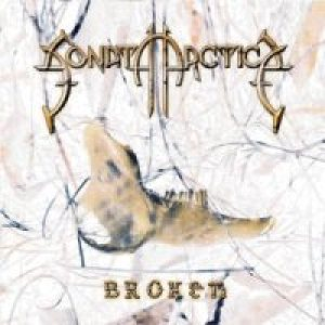 Sonata Arctica - Broken cover art