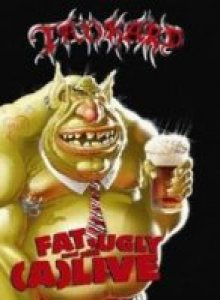 Tankard - Fat, Ugly and Still (A)Live cover art