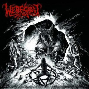 Weregoat - Unholy Exaltation of Fullmoon Perversity cover art