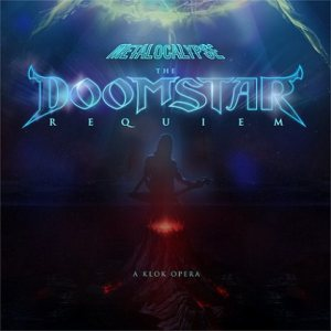 dethklok - The Doomstar Requiem – a Klok Opera cover art