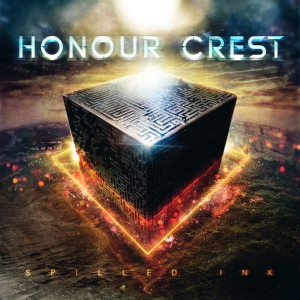 Honour Crest - Spilled Ink cover art
