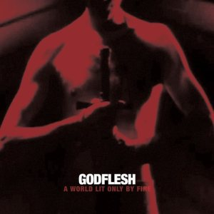 Godflesh - A World Lit Only by Fire cover art