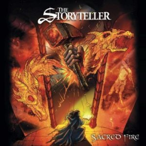 The Storyteller - Sacred Fire cover art