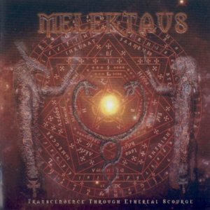 Melektaus - Transcendence Through Ethereal Scourge cover art