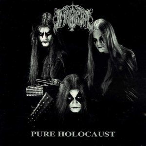 Immortal - Pure Holocaust cover art