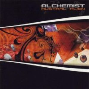 Alchemist - Austral Alien cover art