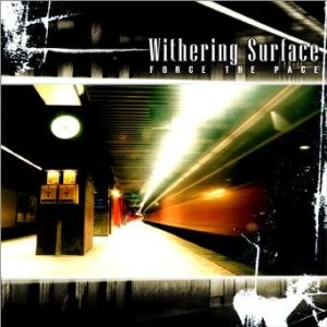 Withering Surface - Force the Pace cover art