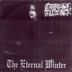 Forest Silence - The Eternal Winter cover art