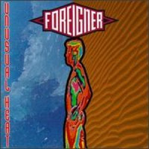 Foreigner - Unusual Heat cover art