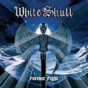 White Skull - Forever Fight cover art