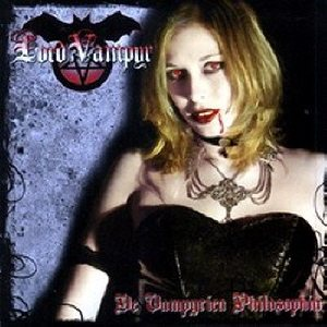 Lord Vampyr - De Vampyrica Philosophia cover art