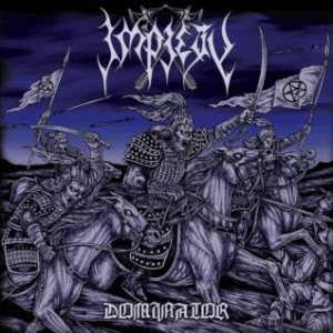 Impiety - Dominator cover art