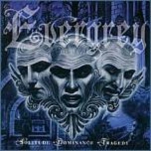 Evergrey - Solitude Dominance Tragedy cover art
