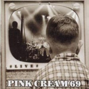 Pink Cream 69 - Live cover art