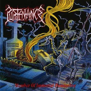 Purtenance - Member of Immortal Damnation cover art