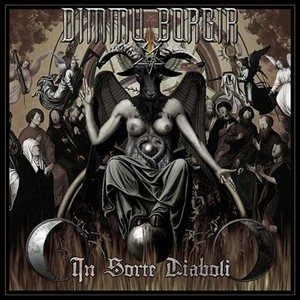 Dimmu Borgir - In Sorte Diaboli cover art