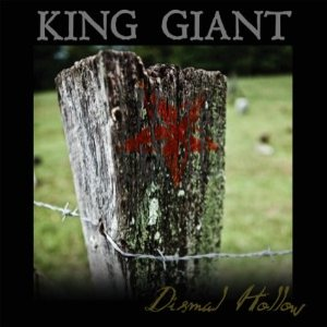 King Giant - Dismal Hollow cover art