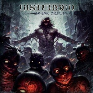 Disturbed - The Lost Children cover art