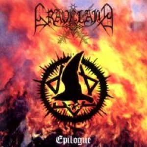 Graveland - Epilogue/In the Glare of Burning Churches cover art