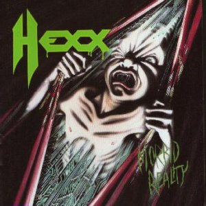 Hexx - Morbid Reality cover art