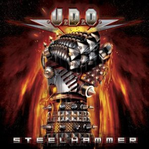 U.D.O. - Steelhammer cover art