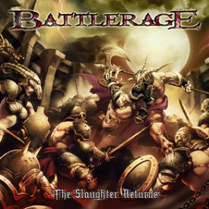 Battlerage - The Slaughter Returns cover art