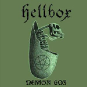 Hellbox - Demon603 cover art