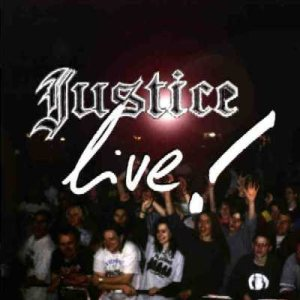 Justice - Live '98 cover art