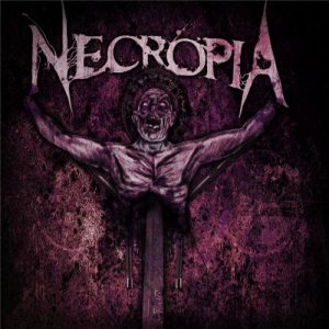 Necropia - Necropia cover art