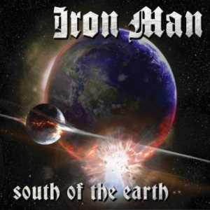 Iron Man - South of the Earth cover art