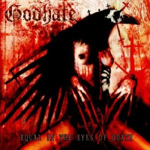 Godhate - Equal in the Eyes of Death cover art