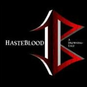 Hasteblood - A Drowning Tale cover art