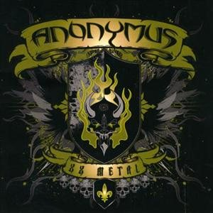 Anonymus - XX Metal cover art