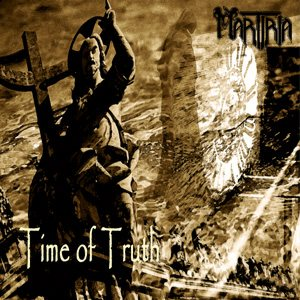 Martiria - Time of Truth cover art