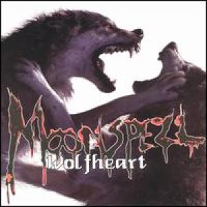 Moonspell - Wolfheart cover art