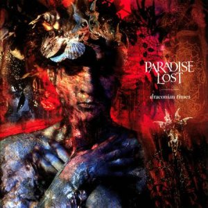 Paradise Lost - Draconian Times cover art