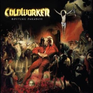 Coldworker - Rotting Paradise cover art