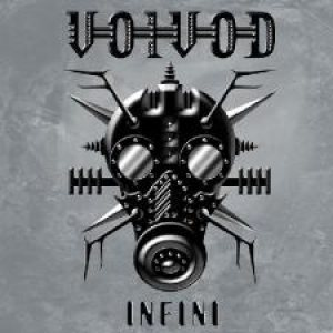 Voivod - Infini cover art