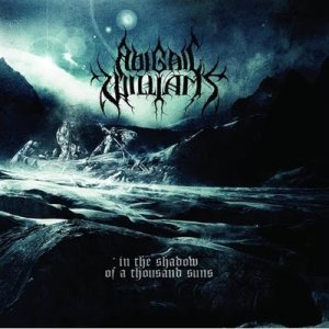 Abigail Williams - In the Shadow of a Thousand Suns cover art